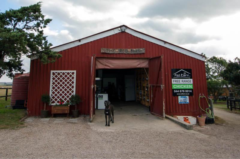 Red Barn Farm Shop